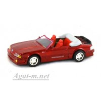48257-6-НР Ford Mustang GT Converntible 1996г. бордовый