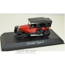 151509-НОР CITROEN Type A 1919 Red