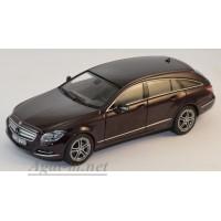 351310-НОР Mersedes-Benz CLS Shooting Brake 2012 коричневый металик