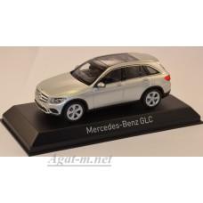 351332-НОР MERCEDES-BENZ GLC (X253) 2015 Silver
