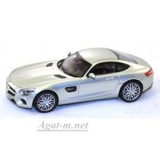 351345-НОР MERCEDES AMG GT (С190) 2015 Silver