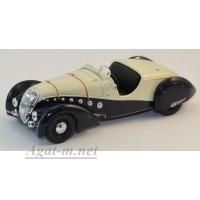 473204-НОР PEUGEOT 302 Darl`Mat 1937 черный/бежевый