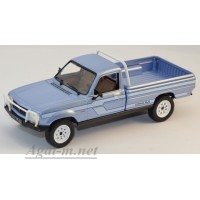 475451-НОР PEUGEOT 504 Pick Up 4x4 Dangel California 1985 светло-синий металик