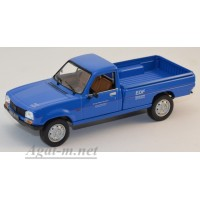 "475453-НОР PEUGEOT 504 Pick Up 4x4 Dangel 1996 ""EDF"""