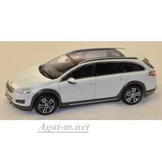 474805-НОР PEUGEOT 508 RXH (кроссовер 4х4) 2012 Metallic White