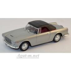 783058-НОР LANCIA Flaminia Convertible Touring 1961 серебро