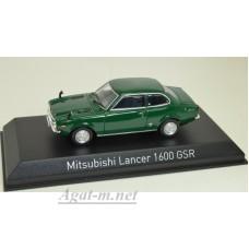 800192-НОР MITSUBISHI Lancer 1600 GSR (A70) 1973 Dark Green