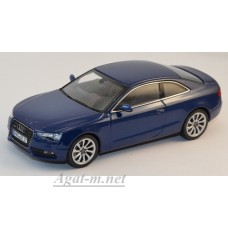 830105-НОР AUDI A5 Coupe 2012 синий металик