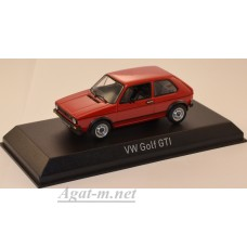 840046-НОР VW Golf I GTI 1976 Red