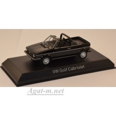 840074-НОР VW Golf I Cabriolet 1981 Black