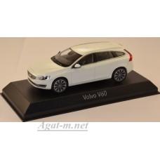 870016-НОР VOLVO V60 2013 Crystal White Metallic