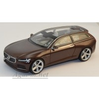 870042-НОР Volvo Concept Estate Salon Geneve 2014