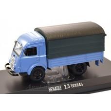 518572-НОР Renault Galion Ridelle Grey 1959г., грузовик с тентом