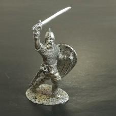 56-НОК Русский воин с мечом. X в.