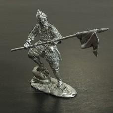 74-НОК Русский воин. XIII век