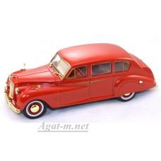 002AP-OXF Austin princess (Шейха Катара) 1954г., красный