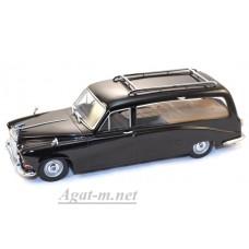 002DS-OXF Daimler DS420 Hearse, black