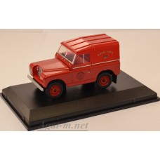 "43LR2S001-OXF LAND ROVER Series II SWB Hard Top ""Royal Mail"" 1970"