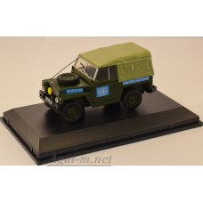"43LRL001-OXF LAND ROVER Series III 1/2 Ton Lightweight ""United Nations"" 1972"