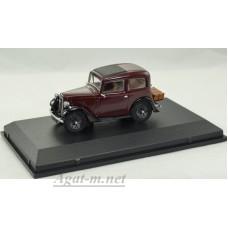 43RUB001-OXF AUSTIN Ruby Saloon 1936 Maroon