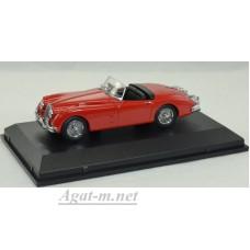 43XK150008-OXF JAGUAR XK150 Roadster 1957 Carmen Red