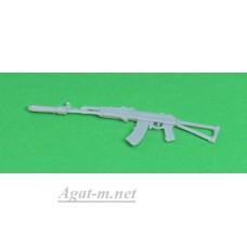 019ОР-ОПС Автомат АК-74 с глушителем