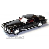 015-PRD STUTZ BLACKHAWK Coupe 1971 Black