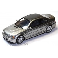 027PRO-PRD BMW M3 CSL 2003 Steel Grey Metallic
