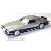 035-PRD STUTZ BLACKHAWK Coupe 1971 Blue/Silver