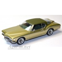 070-PRD BUICK RIVIERA Coupe 1971 Green
