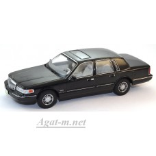 101-PRD Lincoln Town Car 1996, Black