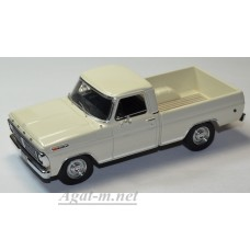 206-PRD FORD F100 1979 Off white