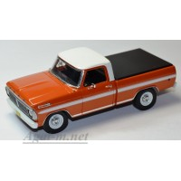 207-PRD FORD F100 1979 Orange