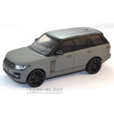 409-PRD Range Rover Vogue 2014, Matt Grey/Black