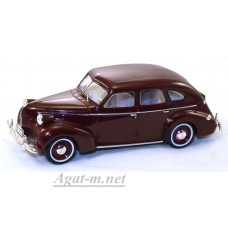 436-PRD VOLVO PV60 1947 Maroon Red