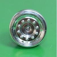 058-ПР Широкий передний диск на тягач 11,25Х22,5  Хром