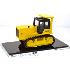 001-ПРТ Базовый трактор Т-10 без отвала (с жестким прицепным устройством)