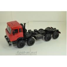 033-ПРТ Уральский грузовик 542301 седельный тягач красный