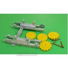 3002-ПРТ Комплект деталей тележки тракторов Т10, Б170М, Б10