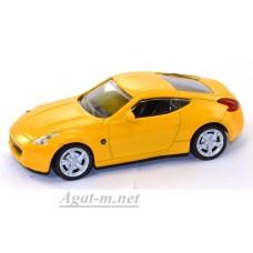 39200-1-РСТ Nissan 370Z, желтый