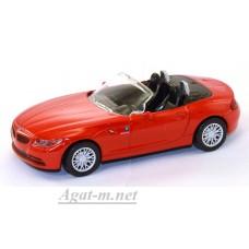 41400-РСТ BMW Z4, красный