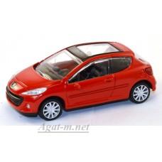 41800-1-РСТ Peugeot-207, красный