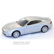 41900-1-РСТ Jaguar XKR, серебристый