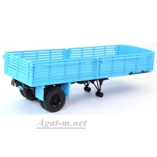 10033-АИСТ Полуприцеп МАЗ-5215, голубой