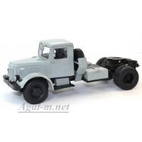 10035-1-АИСТ МАЗ-200В седельный тягач, серый