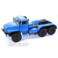 10075-АИСТ УРАЛ-4420 седельный тягач, синий