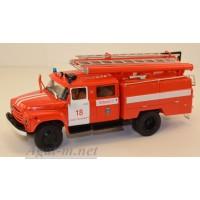 10106-АИСТ АЦ-40 (на шасси ЗИЛ-130) пожарный, Санкт-Петербург