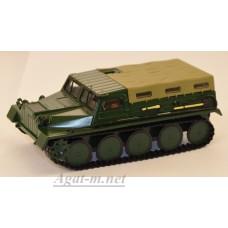 Гусеничный транспортер-снегоболотоход ГТ-С 47