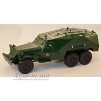 101791-АИСТ Бронетранспортер БТР-152К, зеленый