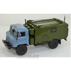 Командно-штабная машина КШМ Р-142Н (66)